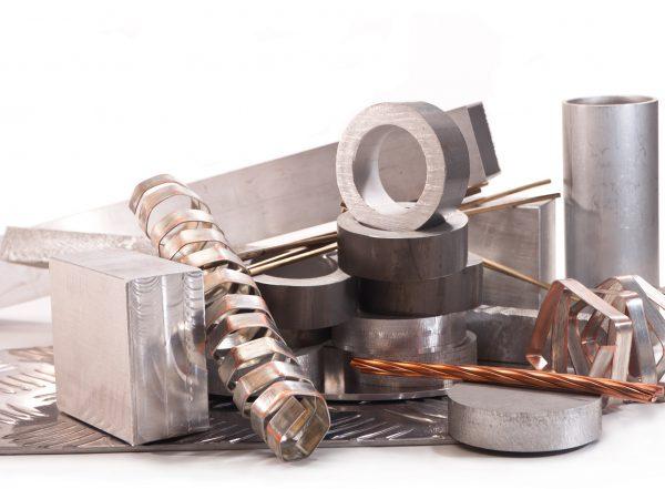 Acceptance of non-ferrous metals